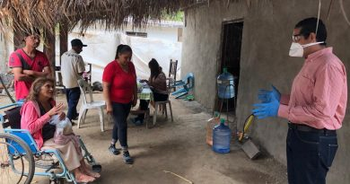Llegan las «Jornadas Vecinales» y beneficia a habitantes de Estación Obispo.