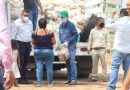 Entregan apoyo alimentario a 500 familias indígenas de Villa Juárez, Navolato