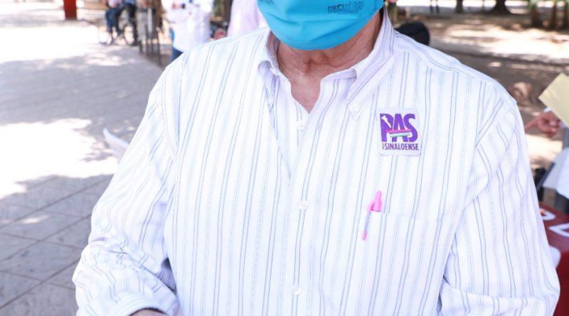 Ahome, Sinaloa, El Rosario y Navolato a través de sus cabildos aprueban propuesta del Partido Sinaloense sobre el uso obligatorio del cubrebocas: Cuén Ojeda