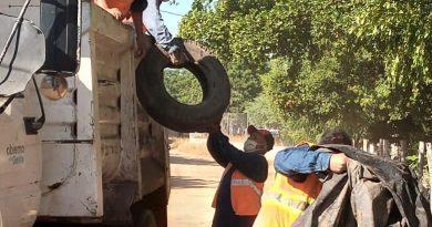Avanza sin pausa el programa de descacharrización en comunidades de Salvador Alvarado