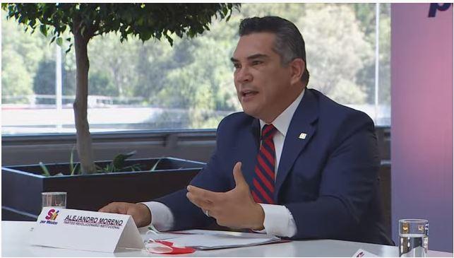 ALEJANDRO MORENO CONVOCA A DEJAR DE LADO LA POLARIZACIÓN Y TRABAJAR EN PROYECTOS PARA CONQUISTAR UN MEJOR MÉXICO