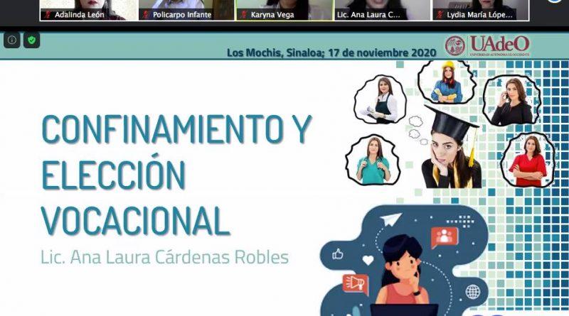 """""""El cielo es el límite, Cobaes siempre acompañará a sus jóvenes en la toma de mejores decisiones"""": Sergio Mario Arredondo"""