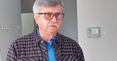 """""""ESTAMOS TRABAJANDO EN EL TEMA DE LA VACUNA CONTRA EL COVID-19, PRONTAMENTE LA TENDREMOS YA EN SINALOA"""", DR. EFRÉN ENCINAS TORRES"""