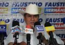 No más deuda pública para Culiacán: Faustino Hernández