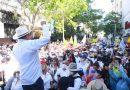 La gente ya decidió sacar un mal gobierno y rescatar a Culiacán: Faustino Hernández será el próximo Presidente Municipal